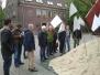 Sandbergaktion am 10 Mai 2014