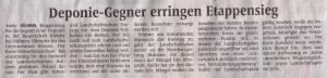 Dülmen Westfalen 11.03.2106